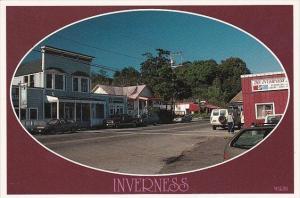 California Inverness On Tomales Bay Main Street Scene