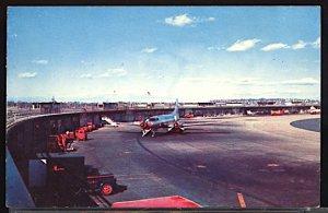 Aviation Airplane Logan International Airport Boston Lockheed Electra on Tarmac