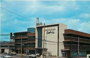 PA, Pittsburgh, Pennsylvania, Greyhound Bus Station, Curteichp No. P34885
