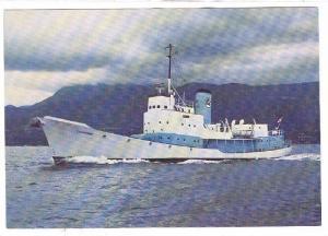 S. S. Thorfinn, Seaward Holidays, Steam Powered Charter Yacht, Vancouver, Bri...