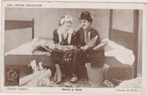 Charlie Chaplin as the Little Tramp , Charlie at work , 00-10s