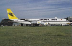 Airplane, S7-2HM of Golden Horn, TURKEY, 1990's