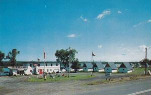 Exterior,  The Edgewater Hotel and Motor Court,  Cumberland,  Ontario,  Canad...