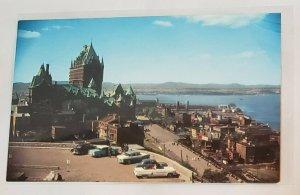 Vintage Postcard:CANADA- Quebec, P.Q., The Citadel.