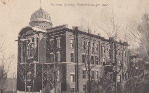 PETERBOROUGH , Ontario , Canada , PU-1906 ; Normal School