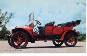 US    PC2378  1910 WHITE TOURING AUTOMOBILE