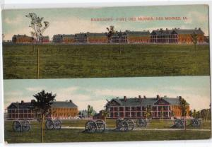 Barracks, Fort Des Moines IA