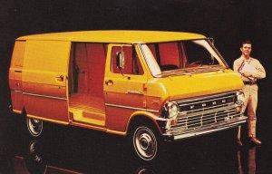1972 Ford Econoline,1950-1960s