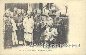 Vietnam, Viet Nam,  Nhân Vật Tonkin Hanoi, Hotables en Priere