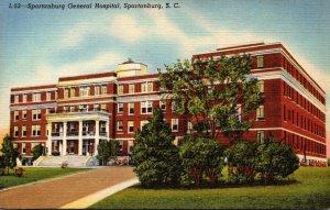 South Carolina Spartanburg General Hospital Curteich