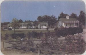 Alexandria VA -  Keystone Court along Hwy. No. 1 , 1950s GONE!