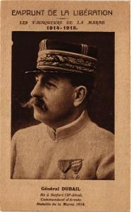 CPA General DUBAIL. Militaire (287104)