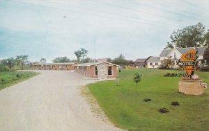 ELMVALE, Ontario, Canada, 1940-1960's; The Hub Motel, Highway #27