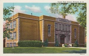 NEWPORT , New Hampshire , 1930-40s ; Towle High School