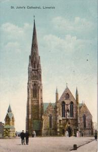 Ireland Limerick St John's Cathedral 1938