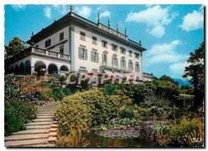 Postcard Modern Brissago Parco Botanico del Ticino Ct