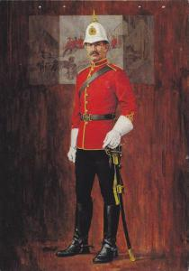 AS:  North West Royal Mounted Police, 1898 Dress Uniform, Canada, 50-70´s