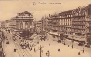 Belgium Bruxelles Place de Brouckere