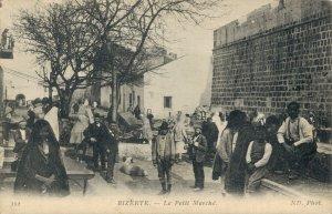 Tunisia - Bizerte Le Petit Marché 03.35