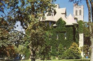 RI - Providence, University of Rhode Island, Davis Hall