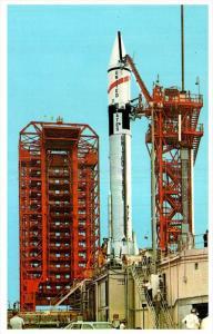 20609  Centaur 11 pre-launch tests   John F.Kennedy Space Centers N.A.S.A.