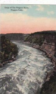 New York Niagara Falls Gorge Of The Niagara River