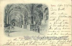 Roma, Italy, Italia Biblioteca Vaticana  Biblioteca Vaticana
