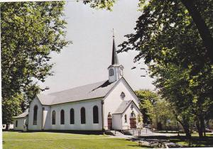 Exterior, Christ Church, Dartmouth, Nova Scotia,  Canada, 50-70