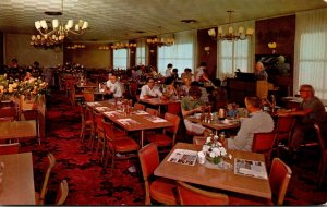 Wyoming Cheyenne Holding's Little America Cocktail Lounge 1965
