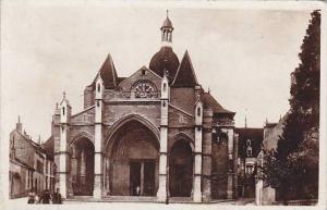 RP; BEAUNE, Place et Eglise, Cote d'Or, France, 10-20s