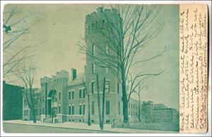 State Armory, PM Malone NY