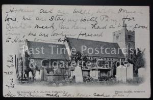 Tonbridge Parish Church c1904 - Pub by J.F. Mockford