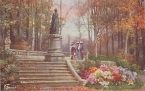 Monument De La Princesse Amelie, Luxembourg, 1910-1920s