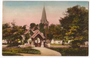 Stake Pages Church & Lychgate