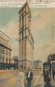 NEW YORK CITY, New York, 1906 ; The Times Newspaper Building
