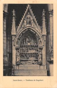 France Saint Denis Tombeau de Dagobert