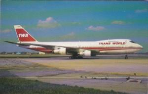 Trans World Airlines Boeing 747-284B