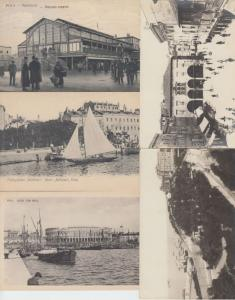 POLA CROATIE CROATIA 10 Cartes Postales 1900-1940.