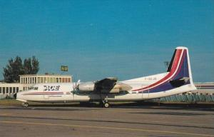 Air Charter Express FH-227B At Orly Airport Paris France