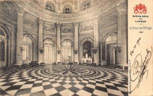 Belgium Chateau Royal de Laeken Le Dome du Ch Royal Postcard