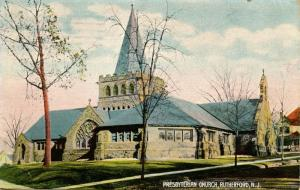 NJ - Rutherford. Presbyterian Church