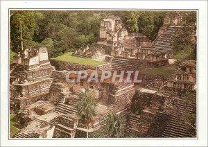 Tikal Guatemala Modern Postcard the Ancient Maya metropolis