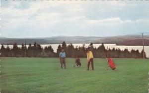 Golf Course , LAC-MEGANTIC , Quebec , Canada , PU-1986