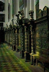 Belgium Basiliek van O. L. Vrouw van Kortenbos Bichtstoelen Basilica Postcard