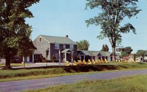 NY - Rouses Point. Am-Can Motel