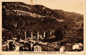 CPA MOREZ les Viaducs (247527)