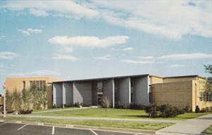 Fine Arts Building, Bob Jones University, GREENVILLE, South Carolina, 40-60's