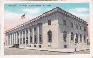 North Carolina Winston Salem Post Office Building