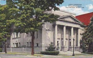 First Christian Science Church, Kalamazoo, Michigan, 30-40s