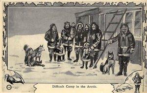 Difficult Cmap in the Arctic Exploration Unused